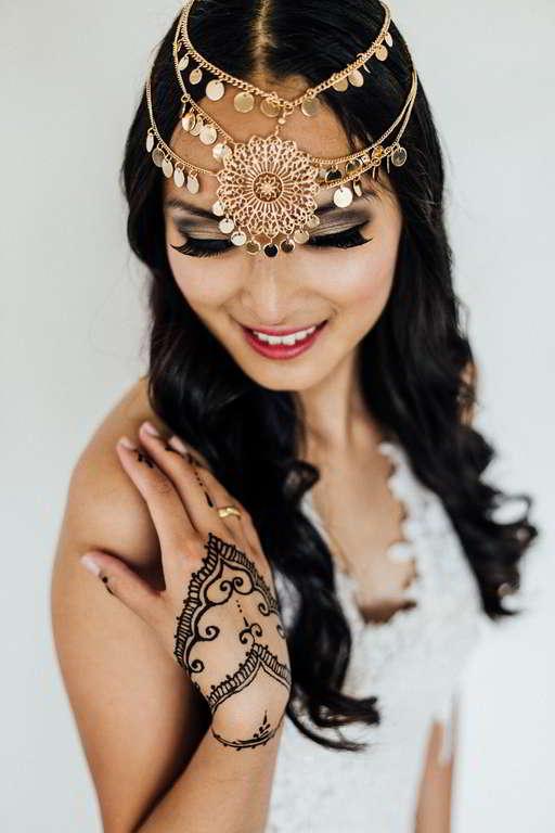 Hochzeitsfotograf Portfolio Orient Styleshooting