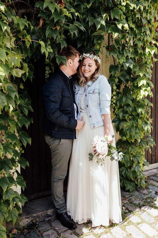 Hochzeitsfotograf Portfolio Madeleine und Flo