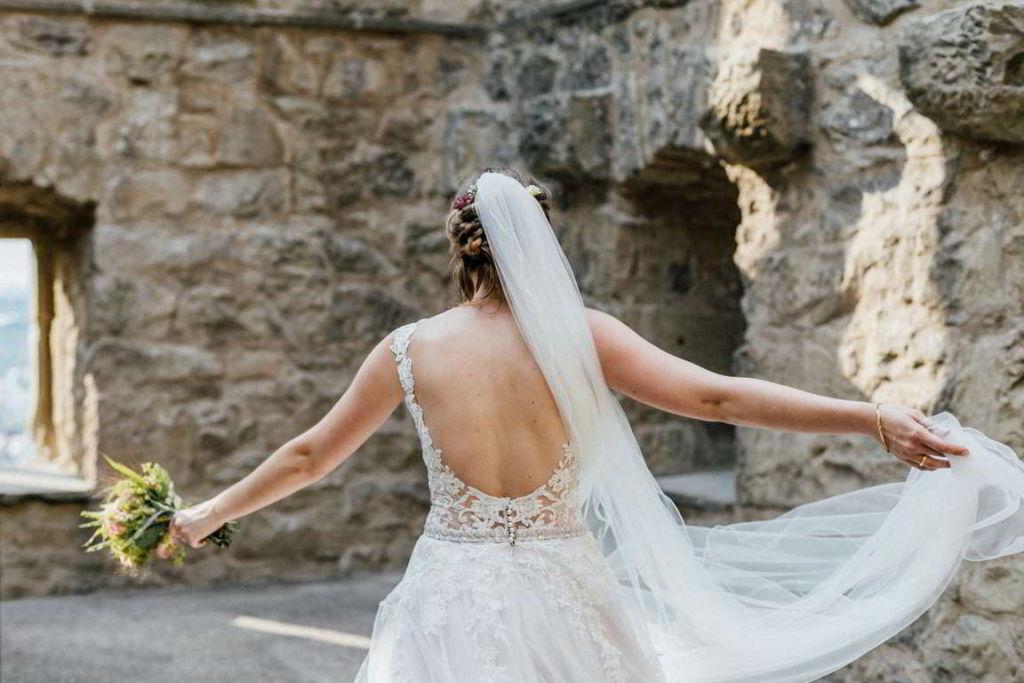 Hochzeitsfotograf Portfolio Madeleine und Sebastian Braut