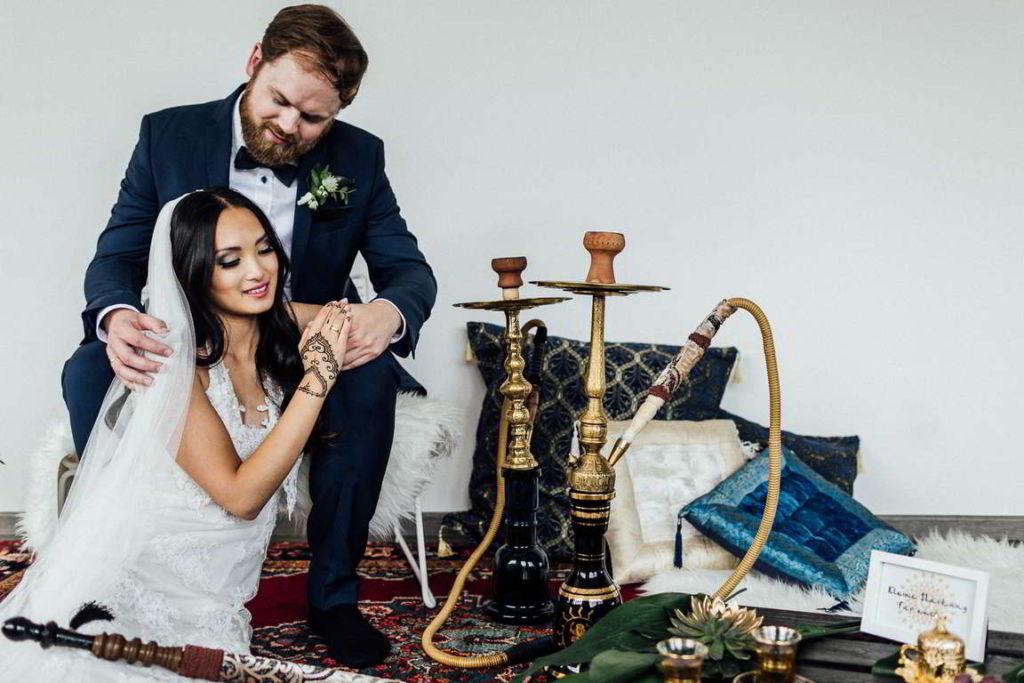 Hochzeitsfotograf Stuttgart Moderne hochzeitsbilder orient