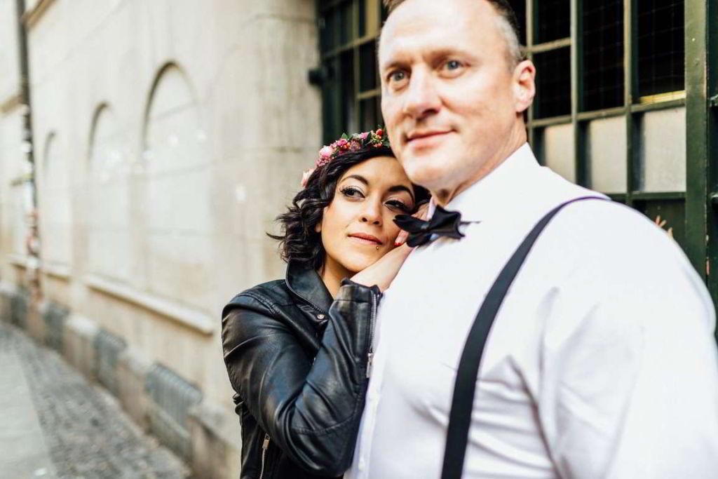 After Wedding Shooting Jasmin und Marco rathaus