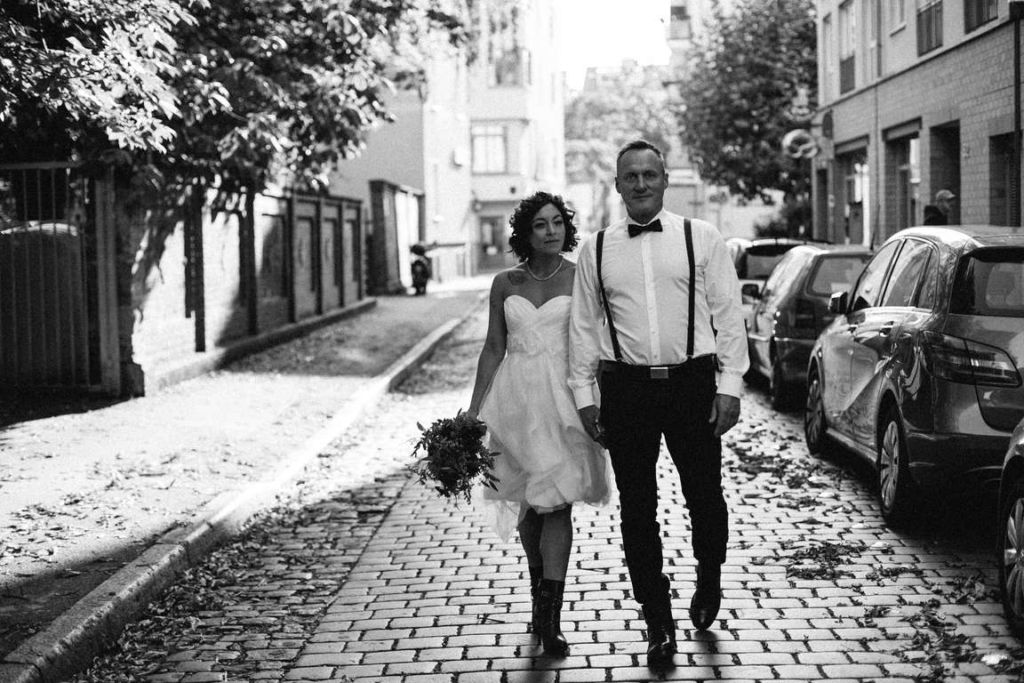 After Wedding Shooting Jasmin und Marco Stuttgartstrasse