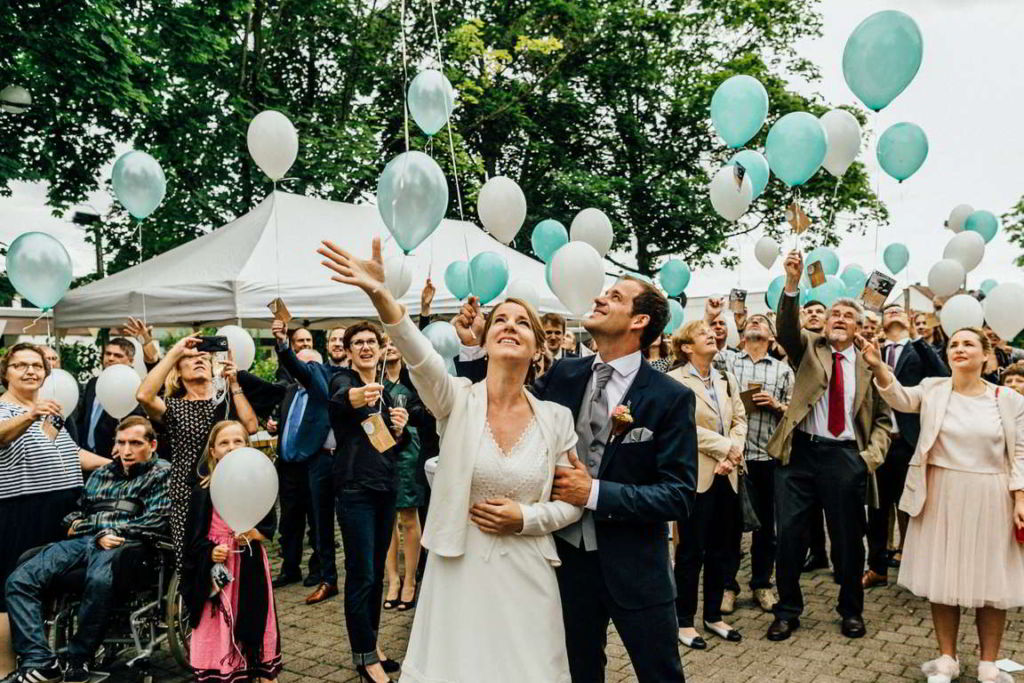 Stories Anne und Markus Gratulation