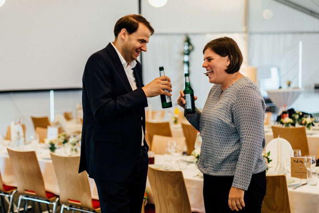 Hochzeitsfotograf Stuttgart DIY Hochzeitsdeko Anne und Markus Reportage