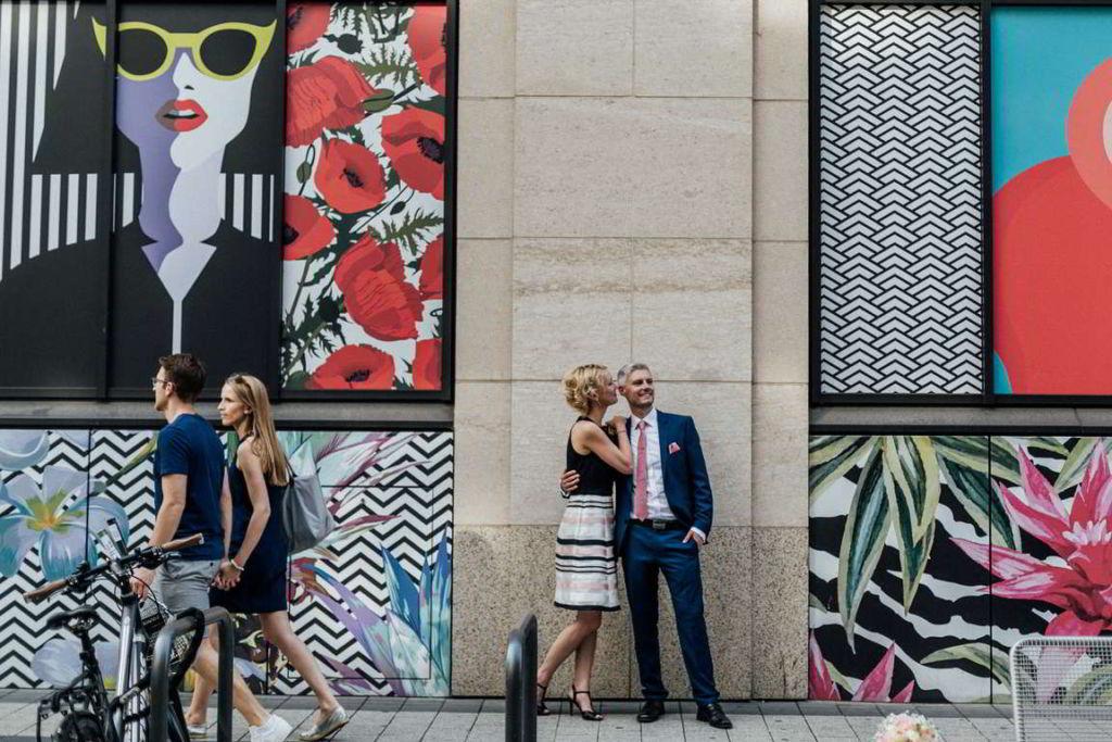 Hochzeitsfotograf Stuttgart Clarissa und Michael Paarshoot
