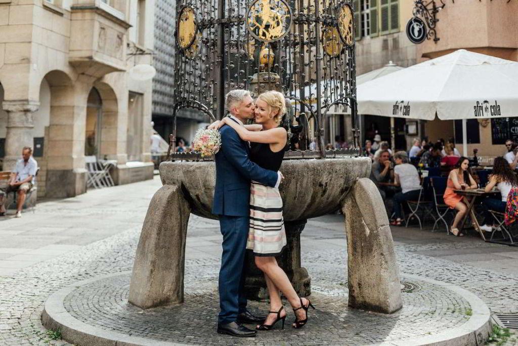 Hochzeitsfotograf Stuttgart Clarissa und Michael shoot