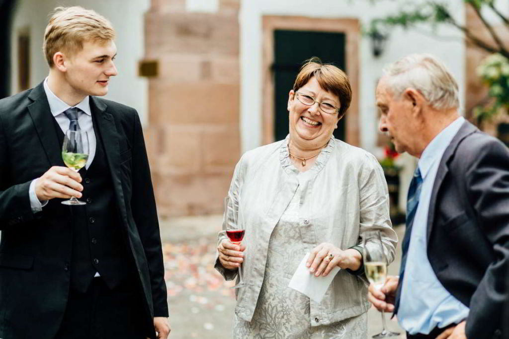 Stories Cornelia und Andreas Gratulation