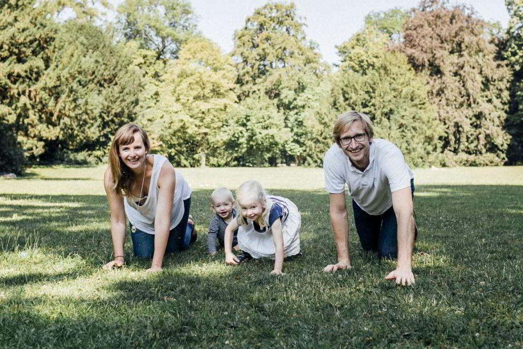 Familienfotograf Stuttgart Elli und Alex Familienbild