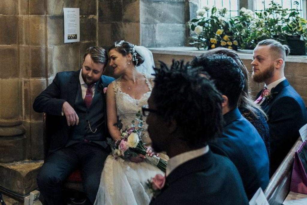 Hochzeitsfotograf Stuttgart Helena und David Trauung