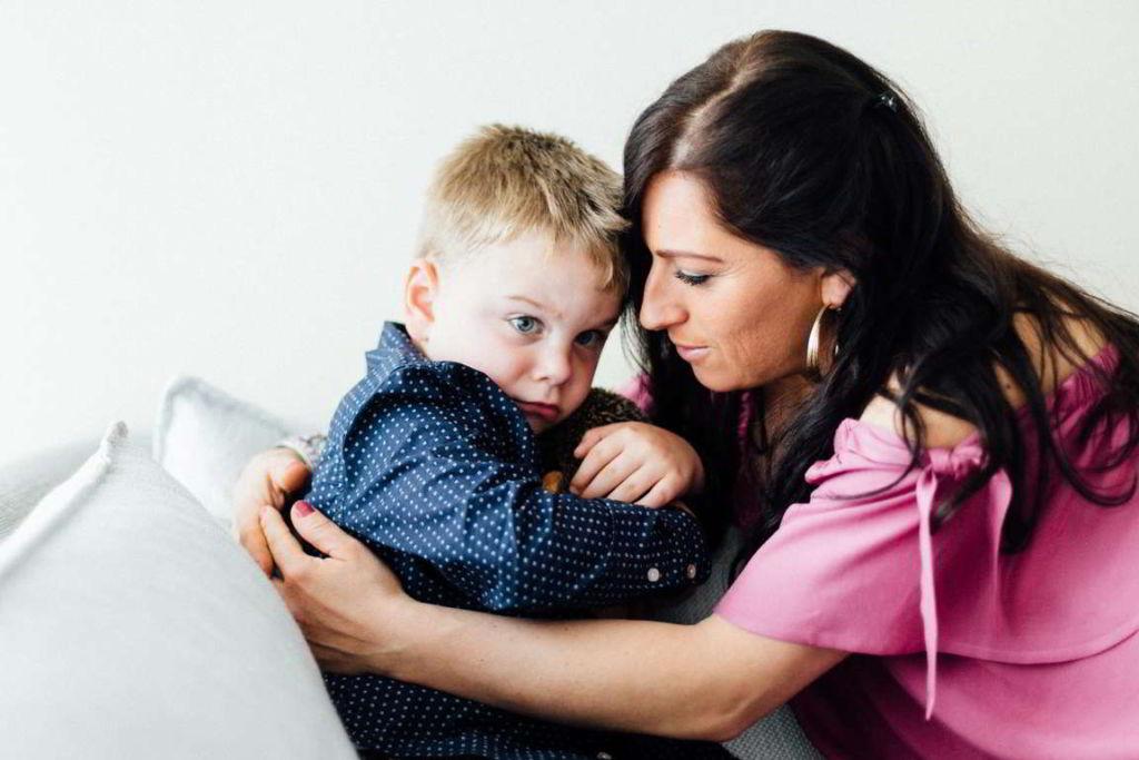 Familienfotograf Stuttgart Lucia und Guiseppe Mama