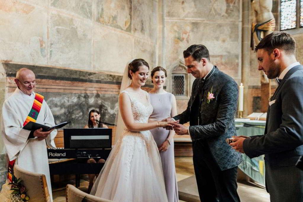 Hochzeitsfotograf Stuttgart Madeleine und Sebastian Trauung
