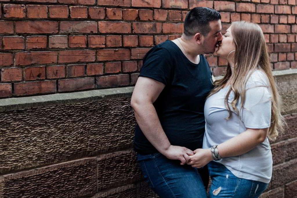 Paarshooting Belma und Esko Gasse