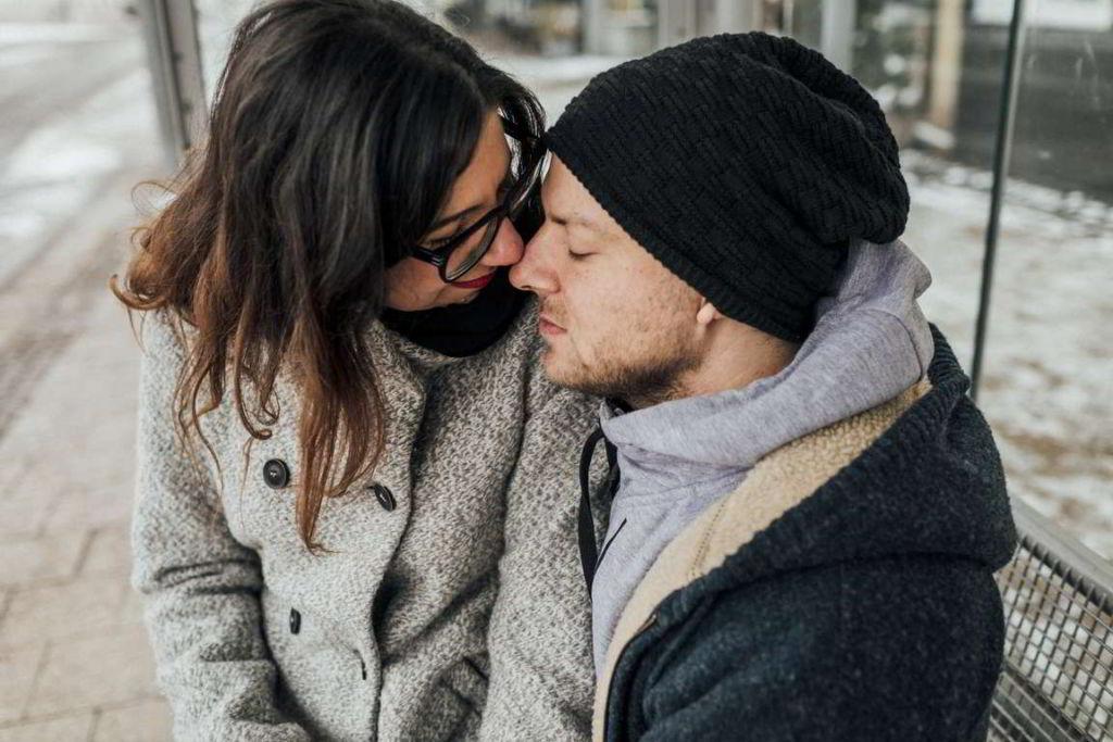 Paarbilder Kathi und Julian Stadt Ludwigsburg