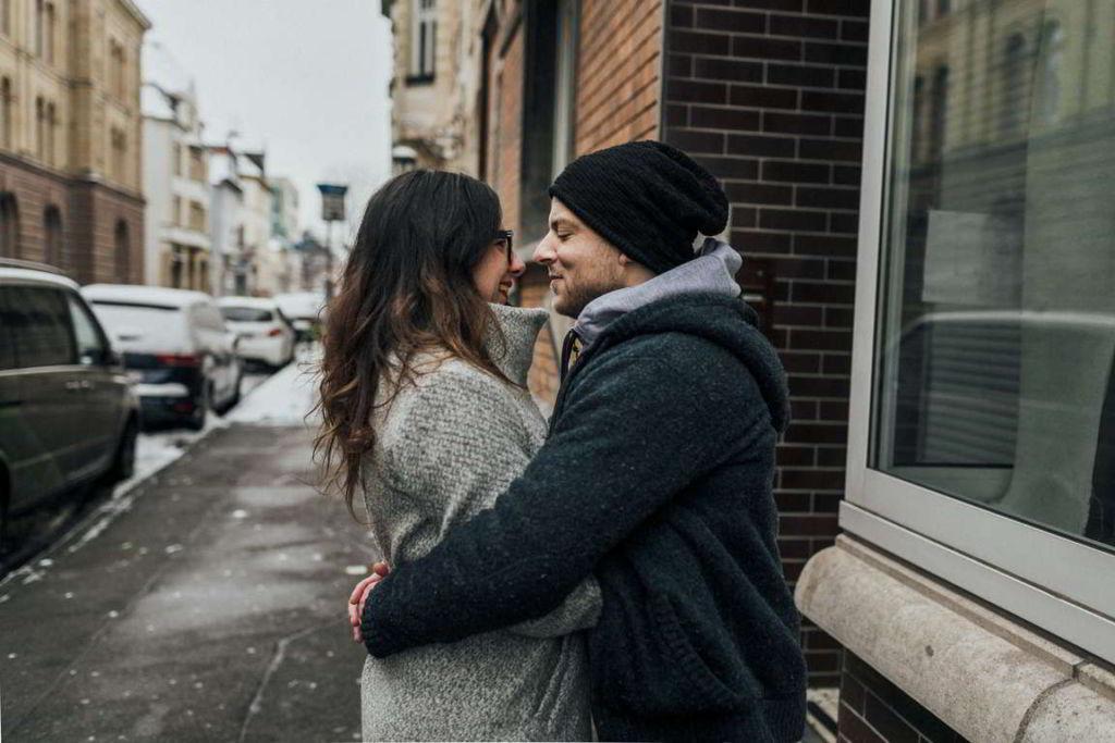 Paarbilder Kathi und Julian Urbanstreet