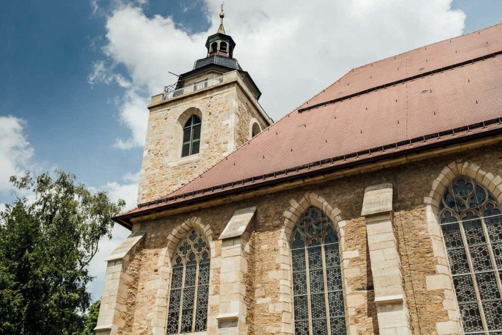 Hochzeitsfotograf Stuttgart Hochzeitslocation Kirchheim Kirche
