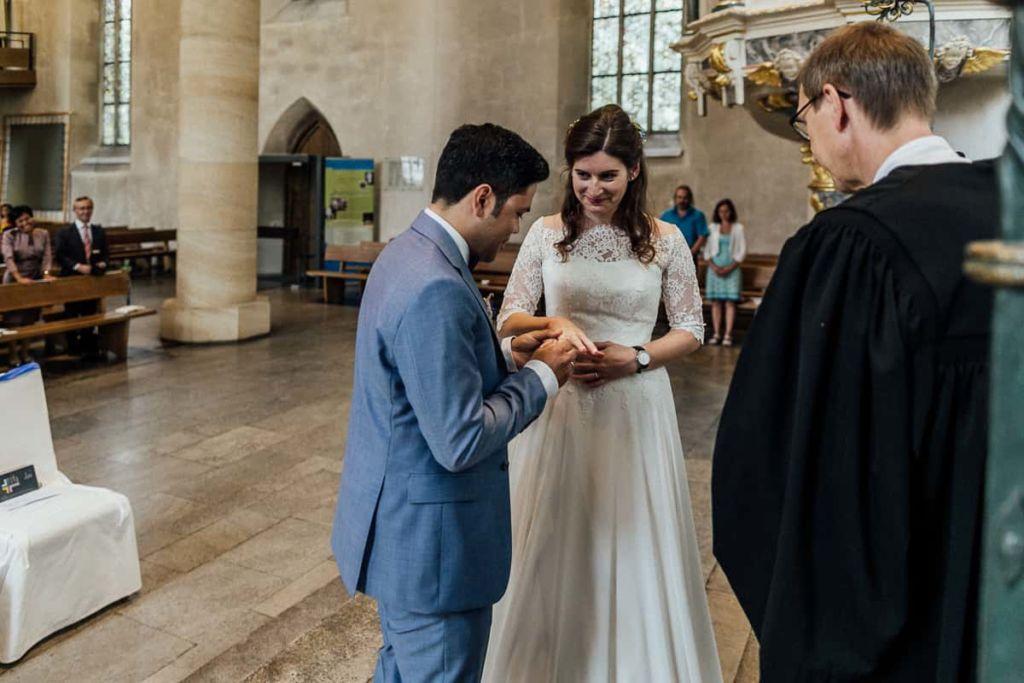 Hochzeitsfotograf Stuttgart Hochzeitslocation Kirchheim Teck Trauung