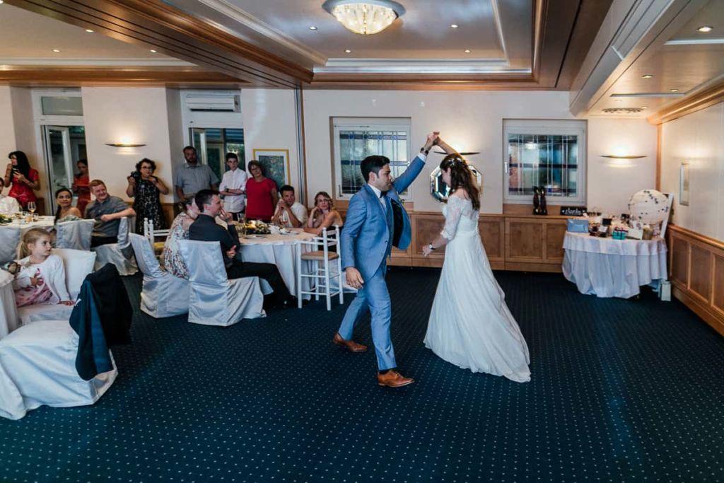 Hochzeitsfotograf Stuttgart Hochzeitslocation Kirchheim Hochzeitstanz