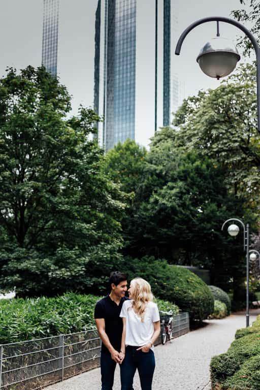 Hochzeitsfotograf Stuttgart Frankfurt am Main Paar Shooting