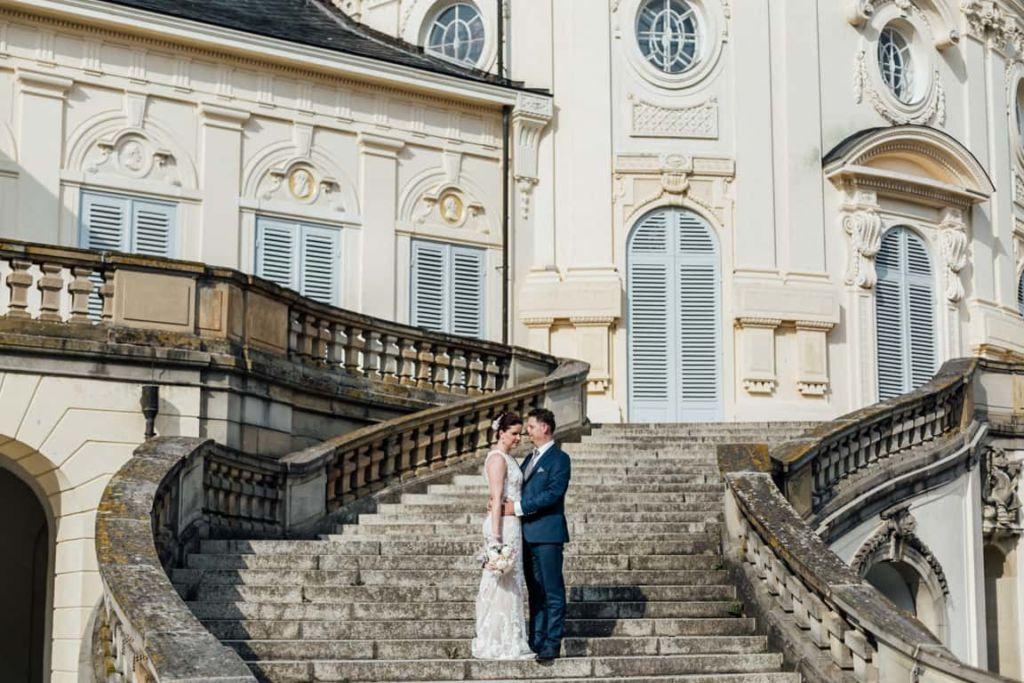 Schloss Solitude Hochzeit