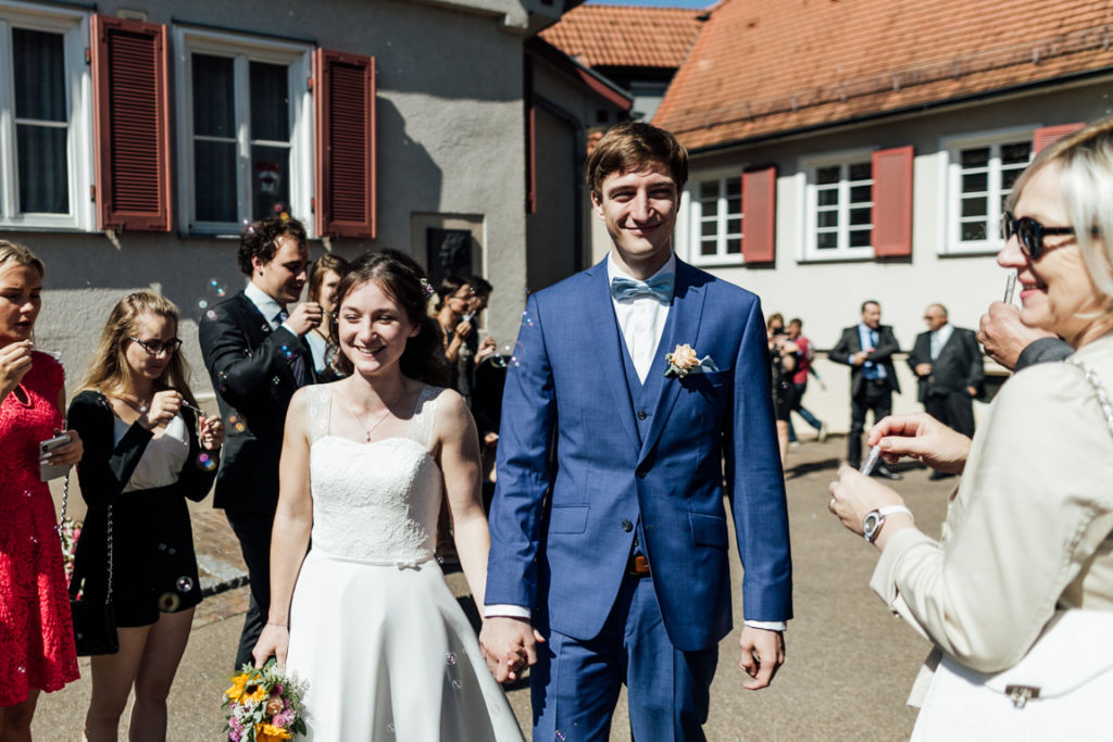 Hochzeit in Fellbach Stuttgart