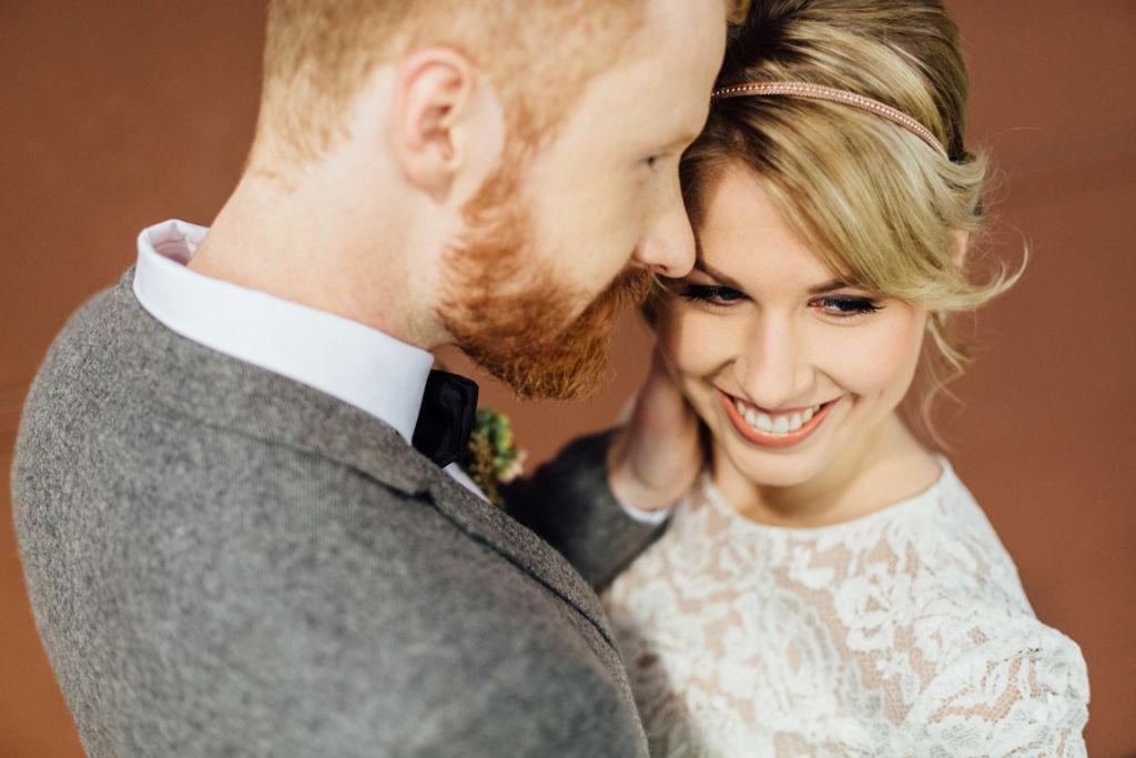 Brautkleider Style 2019 Brautpaar