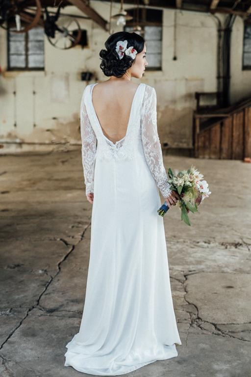 Brautkleider der Guide zum Shoppen der Rücken