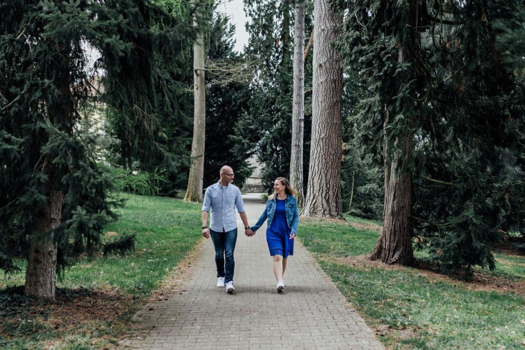 Pärchenbilder im Schloss Hohenheim Hochzeit