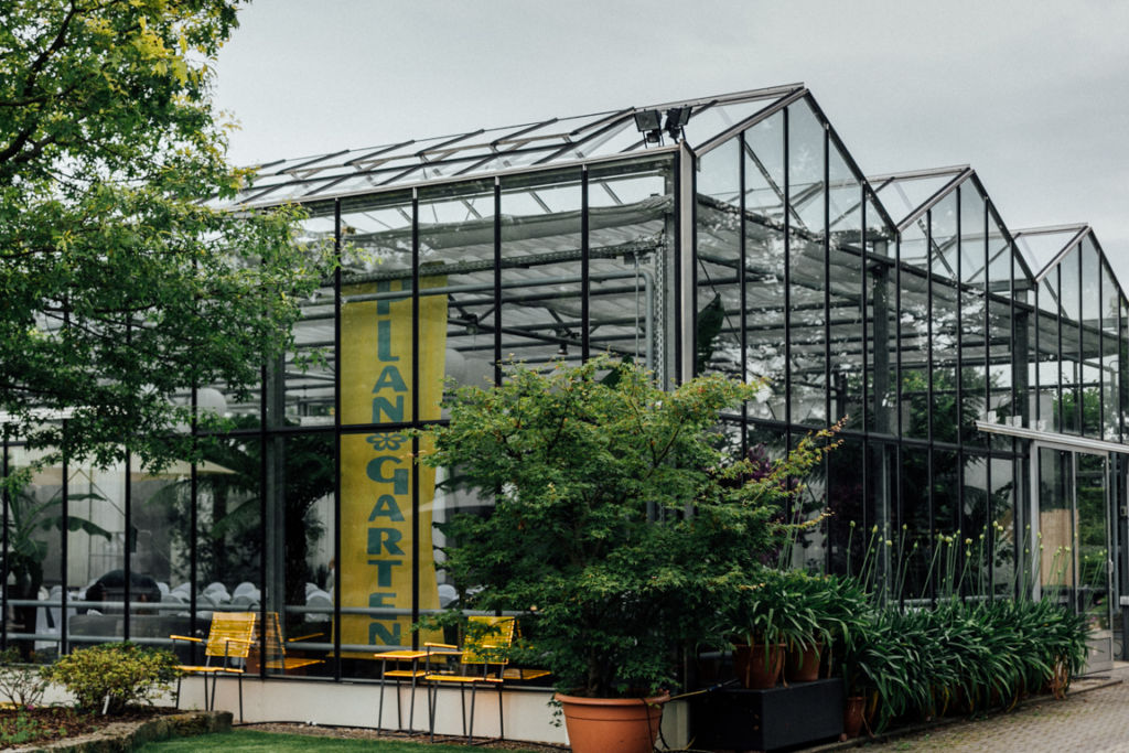 Hochzeitsfotos in Stuttgart Plan Garten