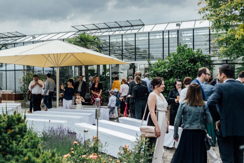Hochzeitsfotos in Stuttgart Trauung Start