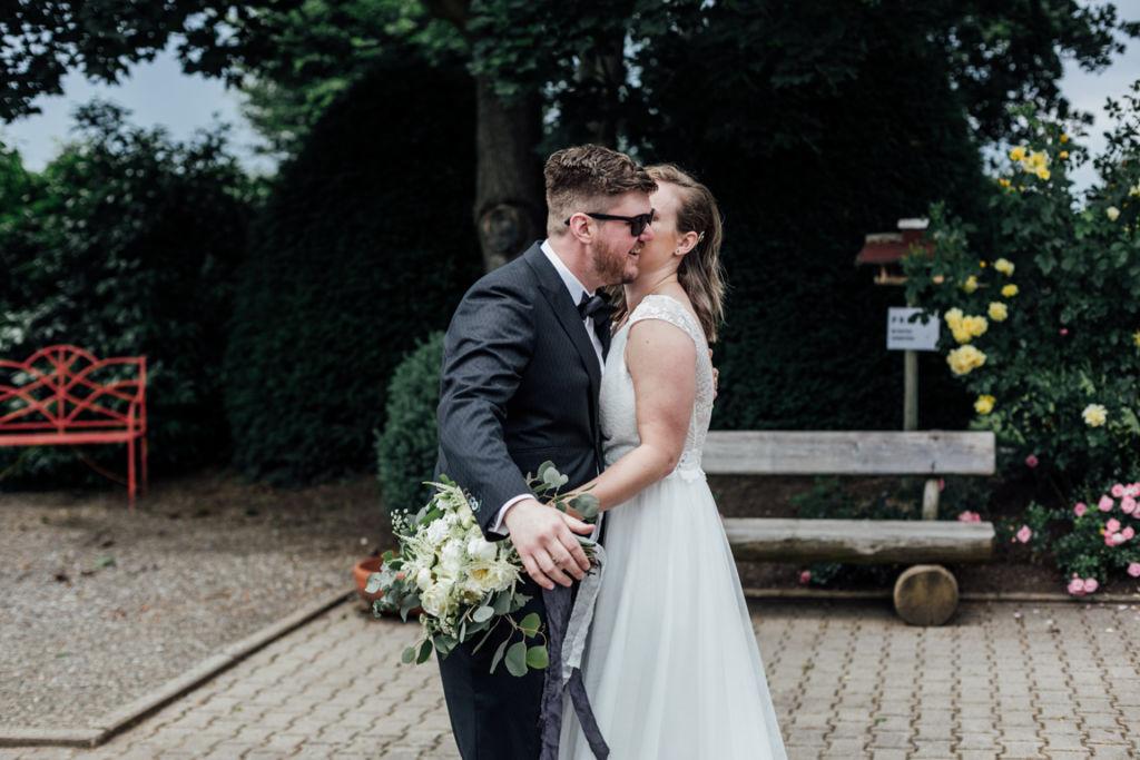 Hochzeitsfotos in Stuttgart First Look
