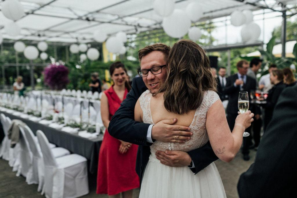 Hochzeitsfotos in Stuttgart Gratulationen
