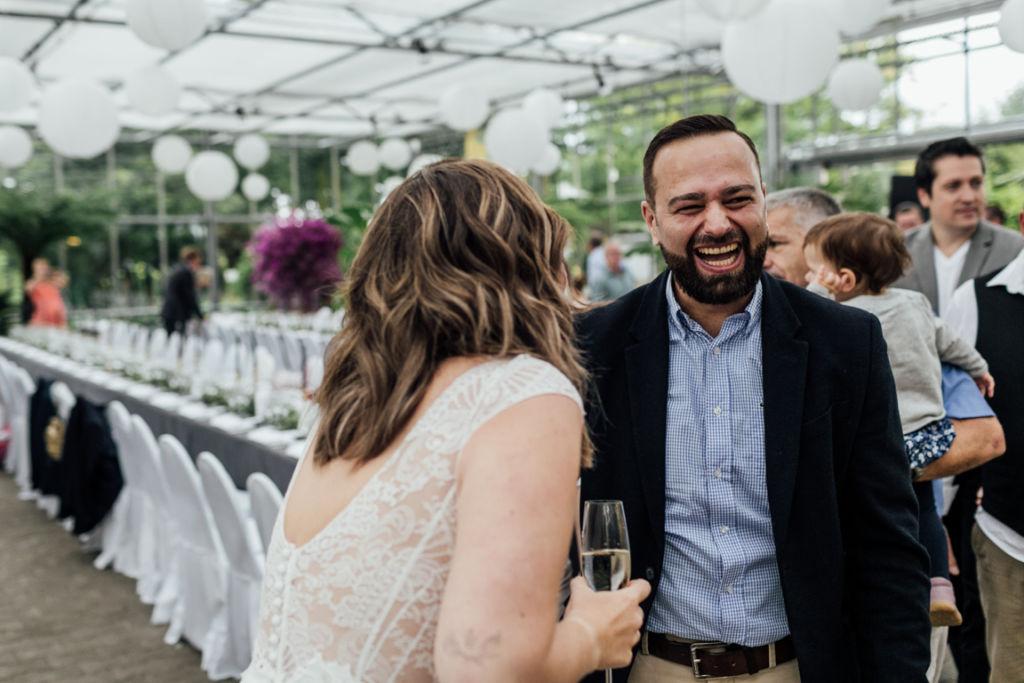 Hochzeitsfotos in Stuttgart Gratulationen Gäste