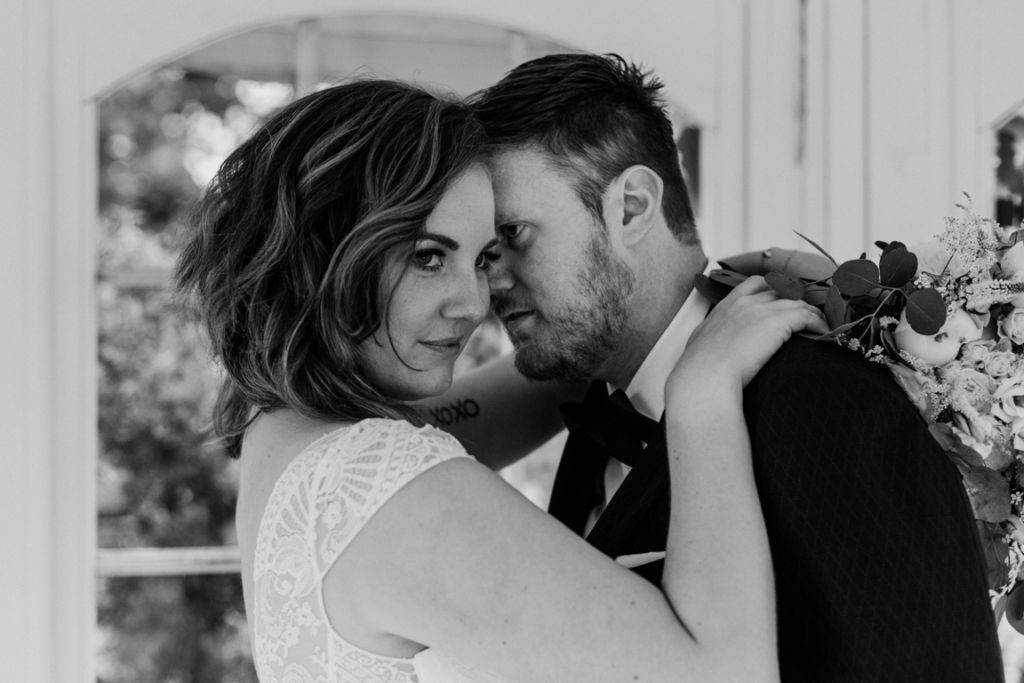 Hochzeitsfotos in Stuttgart Paarshooting Brautpaar