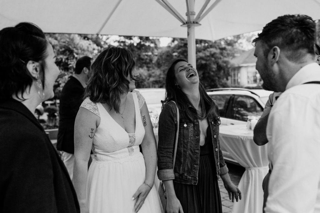 Hochzeitsfotos in Stuttgart Hochzeitsgäste