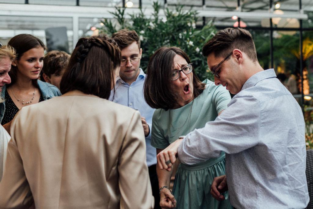 Hochzeitsfotos in Stuttgart witzige Hochzeitsreportage
