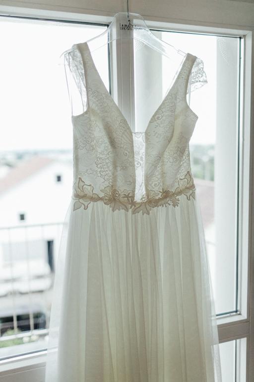 Hochzeitsfotos in Stuttgart Brautkleid