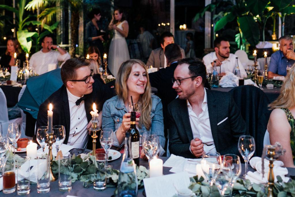 Hochzeitsfotos in Stuttgart Gäste