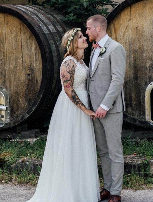 Hochzeitsfotograf für Sportler