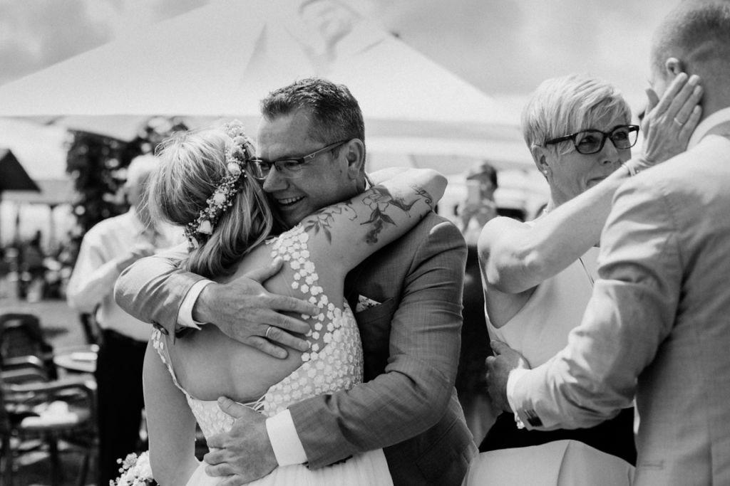 Hochzeitsfotograf für Sportler Gratulation