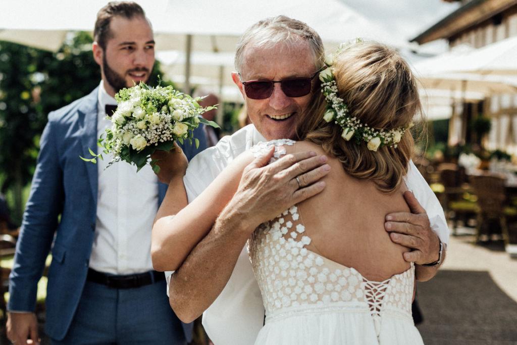 Hochzeitsfotograf für Sportler Gratulation Familie