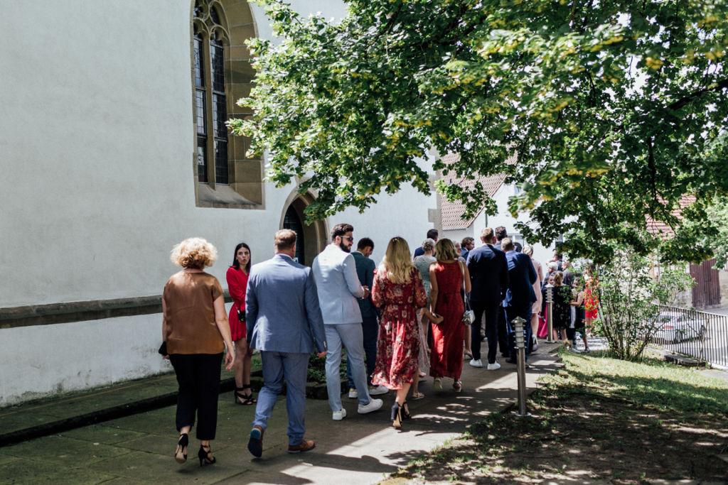 Hochzeitsfotograf für Sportler Gäste