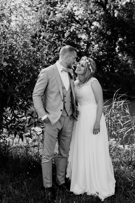 Hochzeitsfotograf für Sportler Paarhooting See