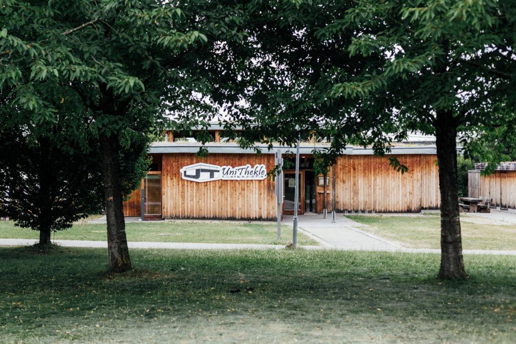 Unkonventionelle Gartenhochzeit Stuttgart Location