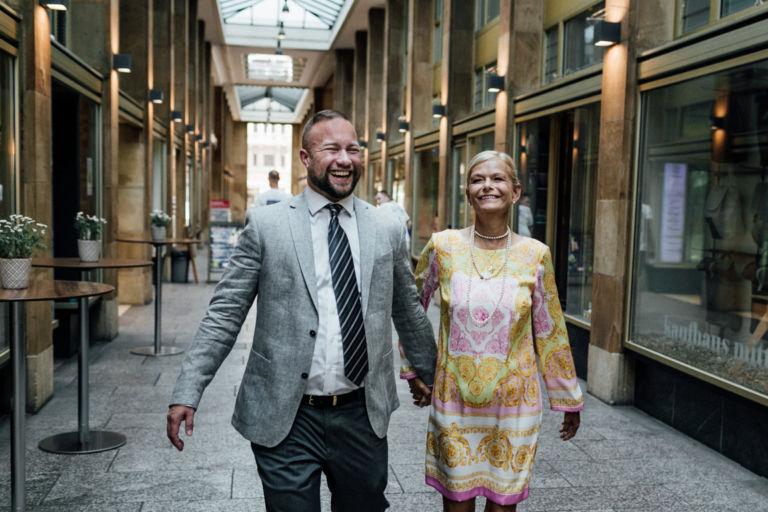 Hochzeit im Neuen Schloss Stuttgart