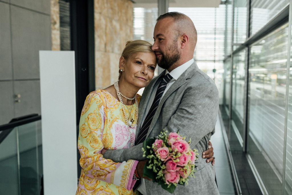 Hochzeit im Neuen Schloss Stuttgart Romantik